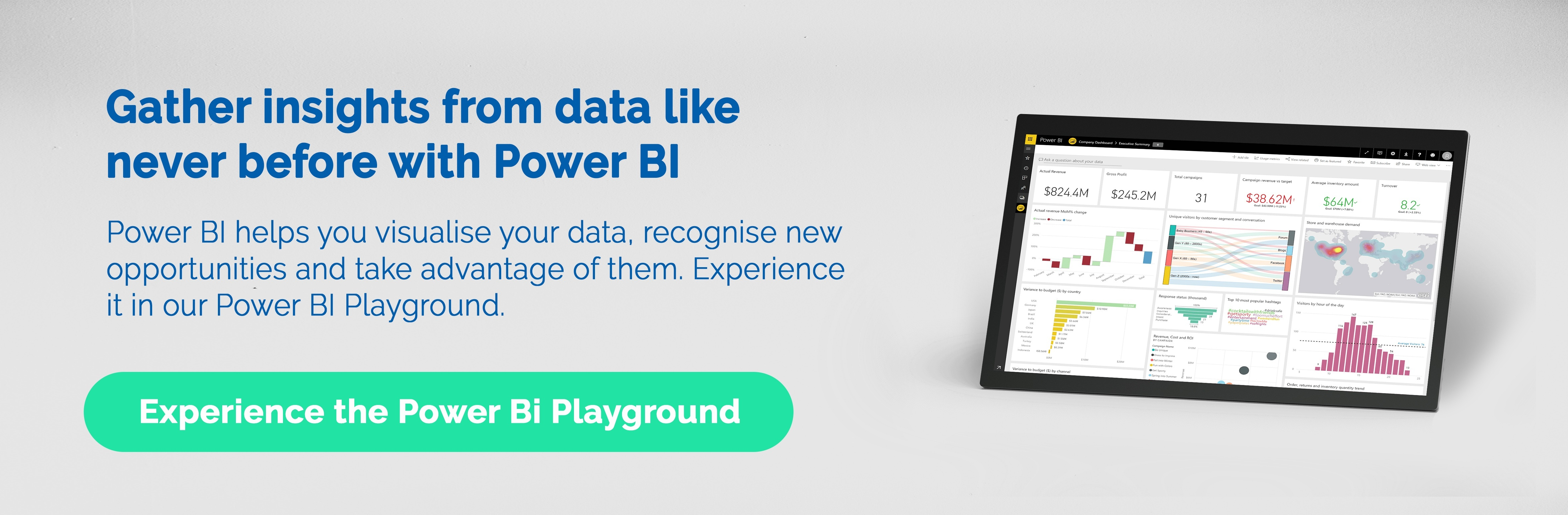 Power BI Playground